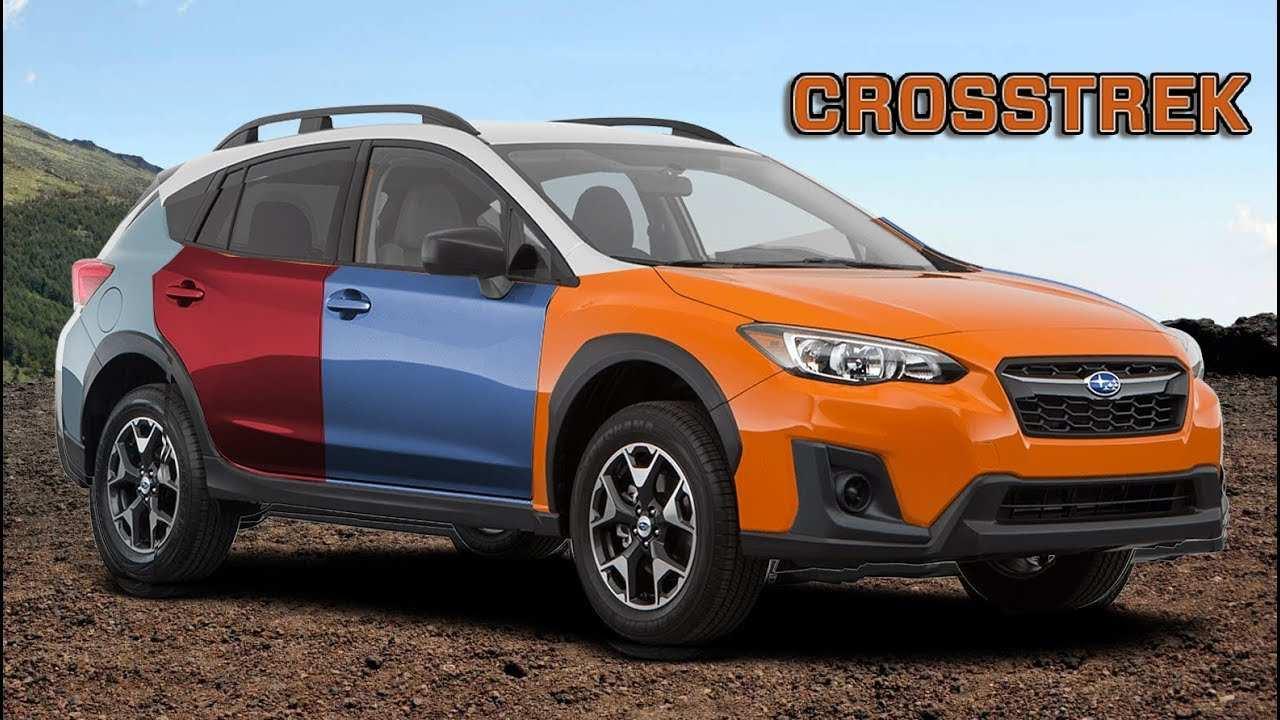 21 The 2019 Subaru Crosstrek Colors Pictures with 2019 Subaru Crosstrek Colors