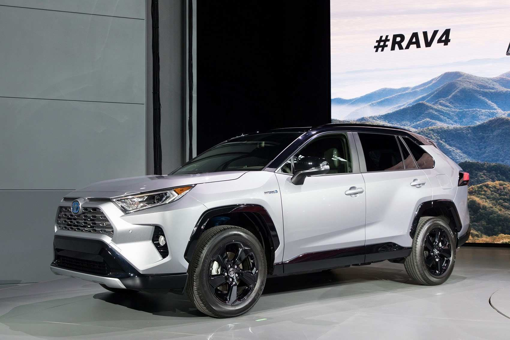 21 The 2019 Toyota Rav4 Interior for 2019 Toyota Rav4