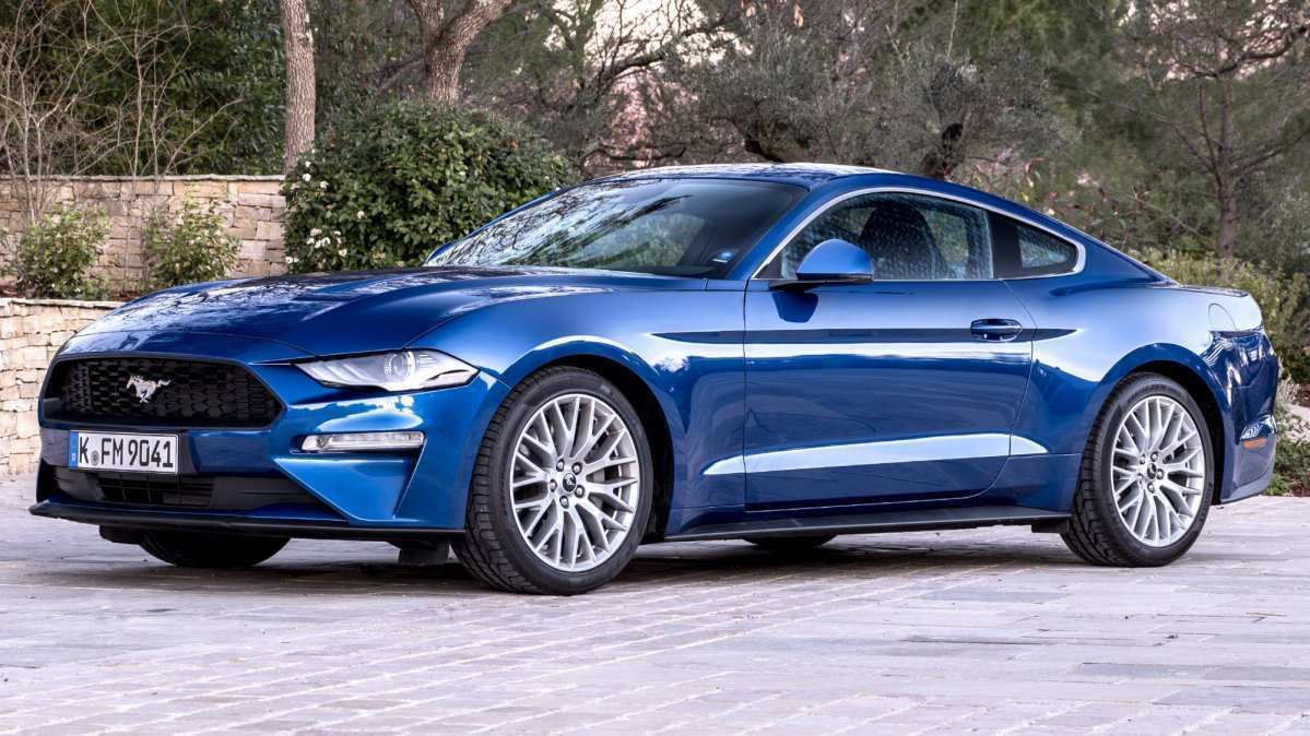 21 The 2020 Ford Mustang Images Review for 2020 Ford Mustang Images