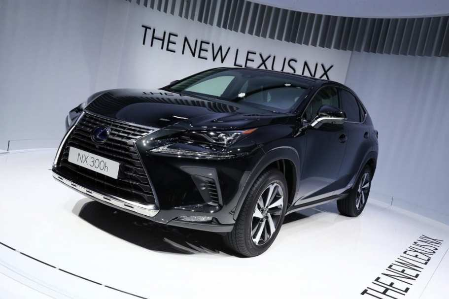 21 The 2020 Lexus Nx200 Redesign and Concept by 2020 Lexus Nx200