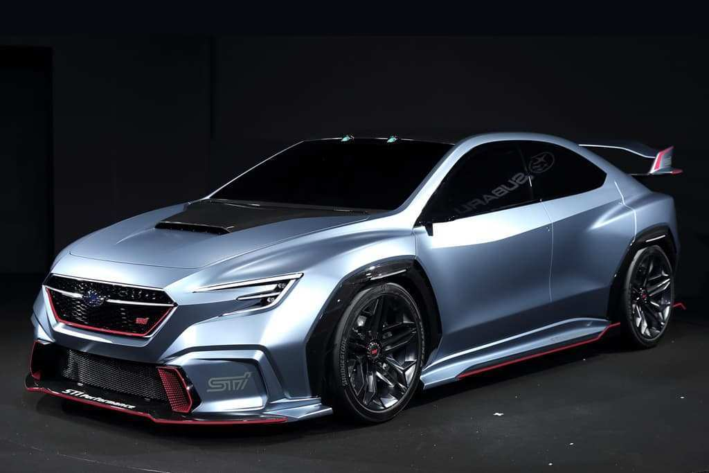 21 The 2020 Subaru Sti Concept Engine for 2020 Subaru Sti Concept