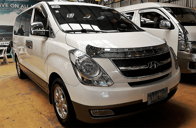 21 The Hyundai Starex 2020 Ratings for Hyundai Starex 2020