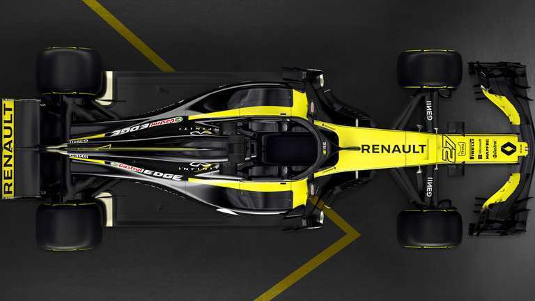 21 The Renault 2020 F1 Redesign and Concept with Renault 2020 F1