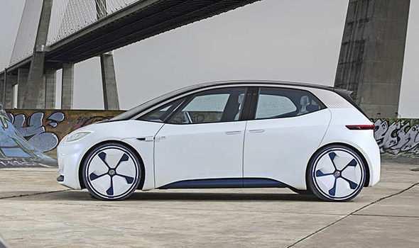 21 The Volkswagen Id 2019 Price with Volkswagen Id 2019