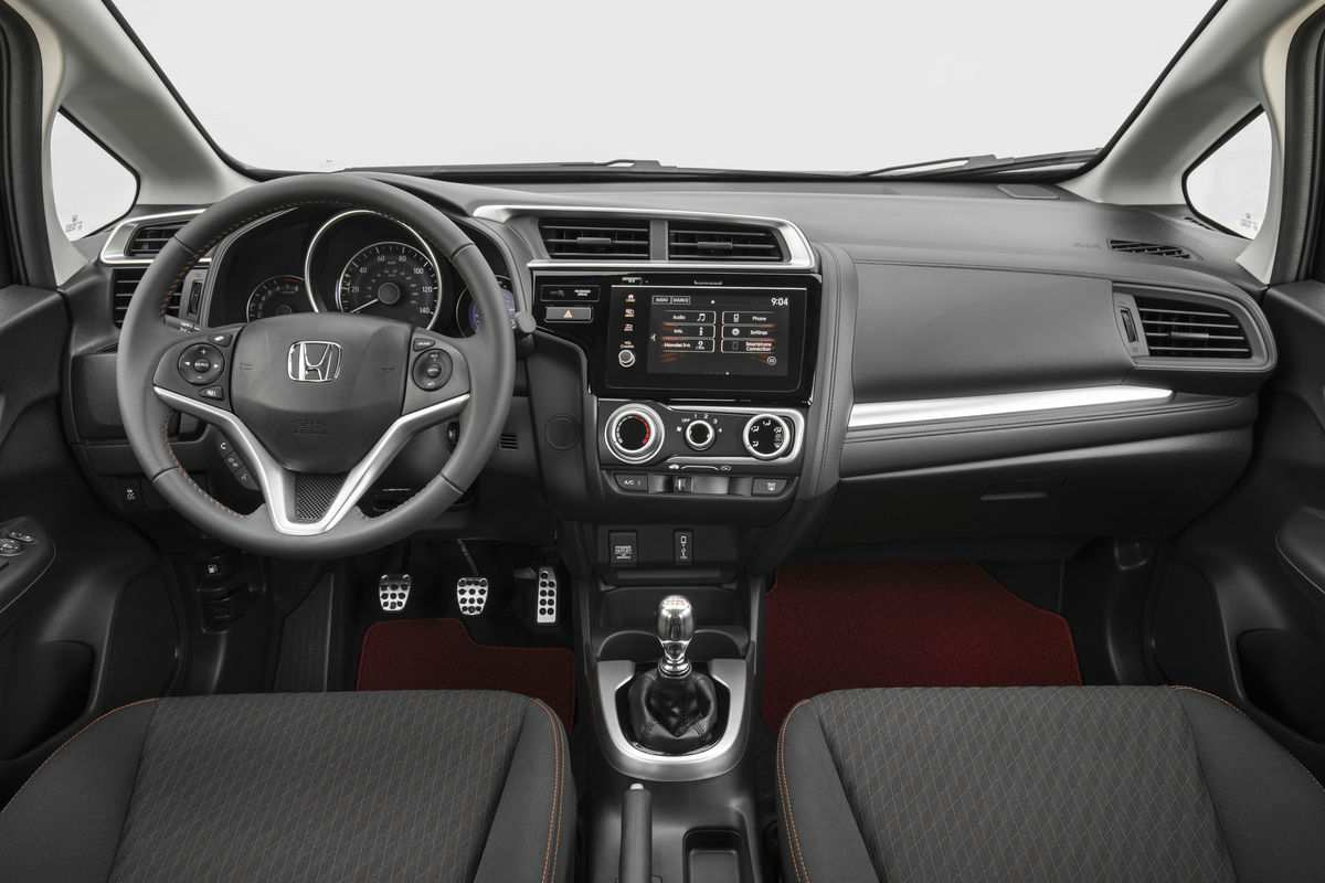 22 All New 2019 Honda Fit Engine Style by 2019 Honda Fit Engine