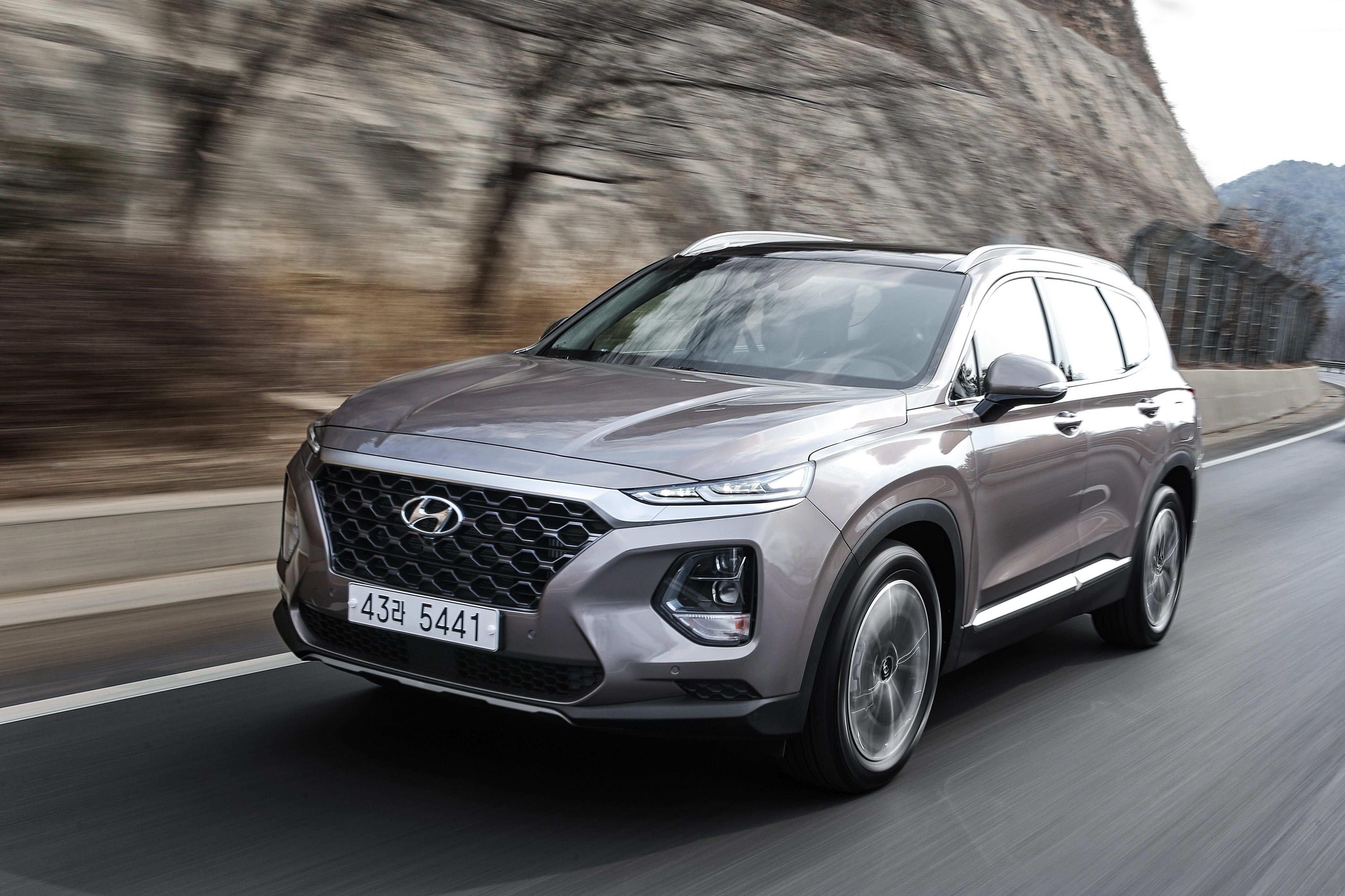 22 All New 2019 Hyundai Santa Fe Launch Spesification with 2019 Hyundai Santa Fe Launch