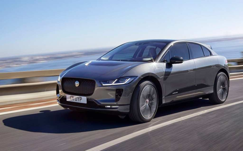 22 All New 2019 Jaguar I Pace First Drive with 2019 Jaguar I Pace
