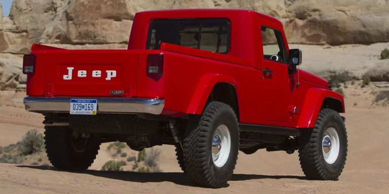 22 All New 2019 Jeep Truck News Performance for 2019 Jeep Truck News