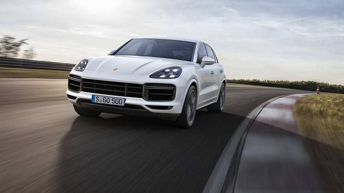 22 All New 2019 Porsche Cayenne Specs Exterior for 2019 Porsche Cayenne Specs