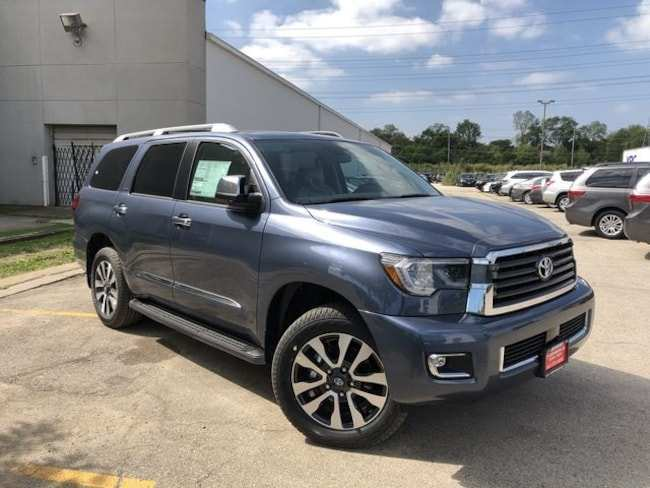 22 All New 2019 Toyota Sequoia Price and Review by 2019 Toyota Sequoia