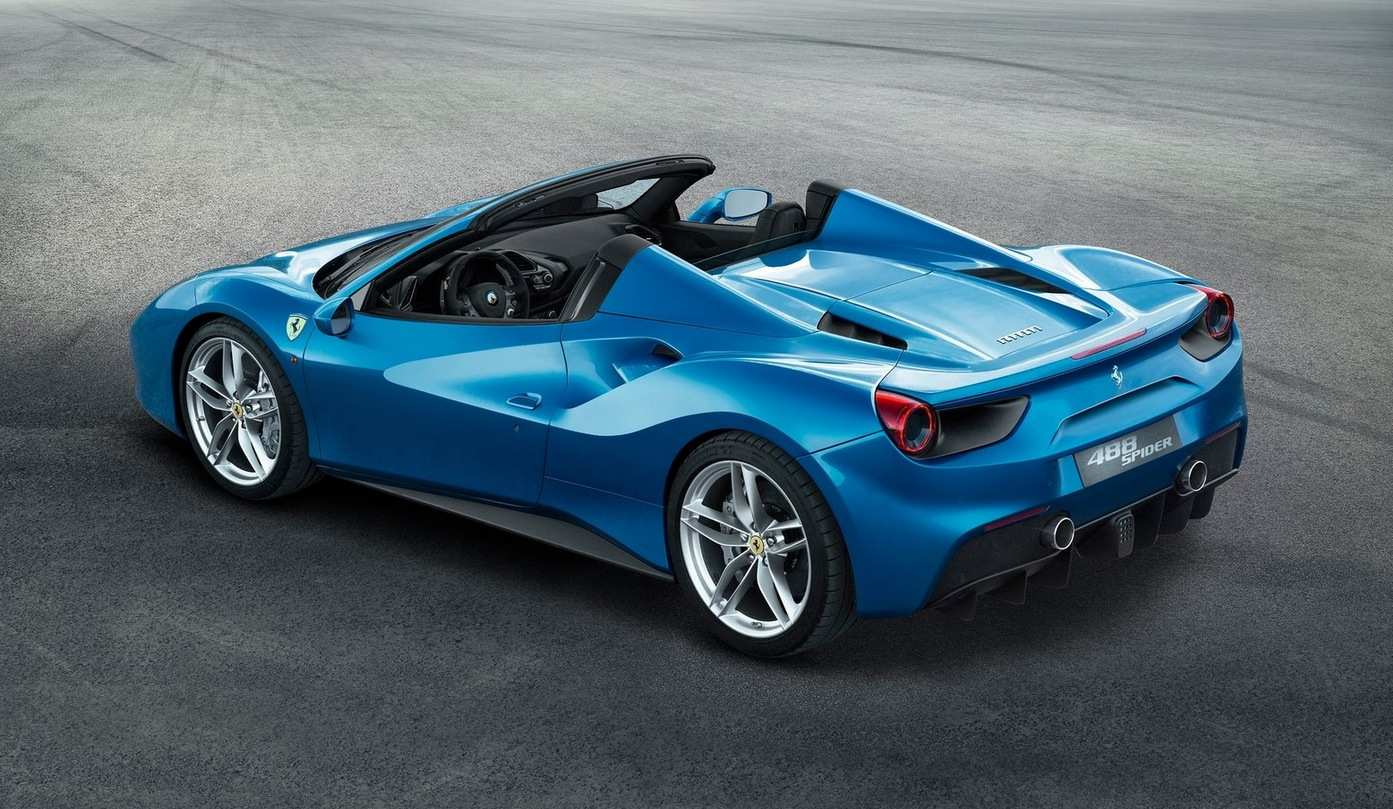 22 All New Ferrari Supercar 2019 Picture for Ferrari Supercar 2019