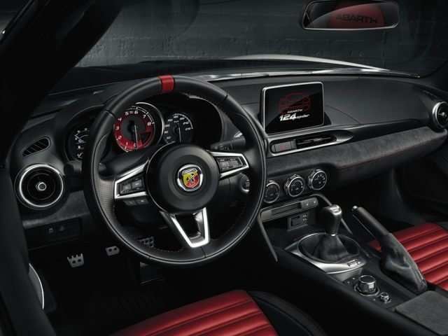 22 Best Review 2019 Fiat Abarth 124 Interior for 2019 Fiat Abarth 124