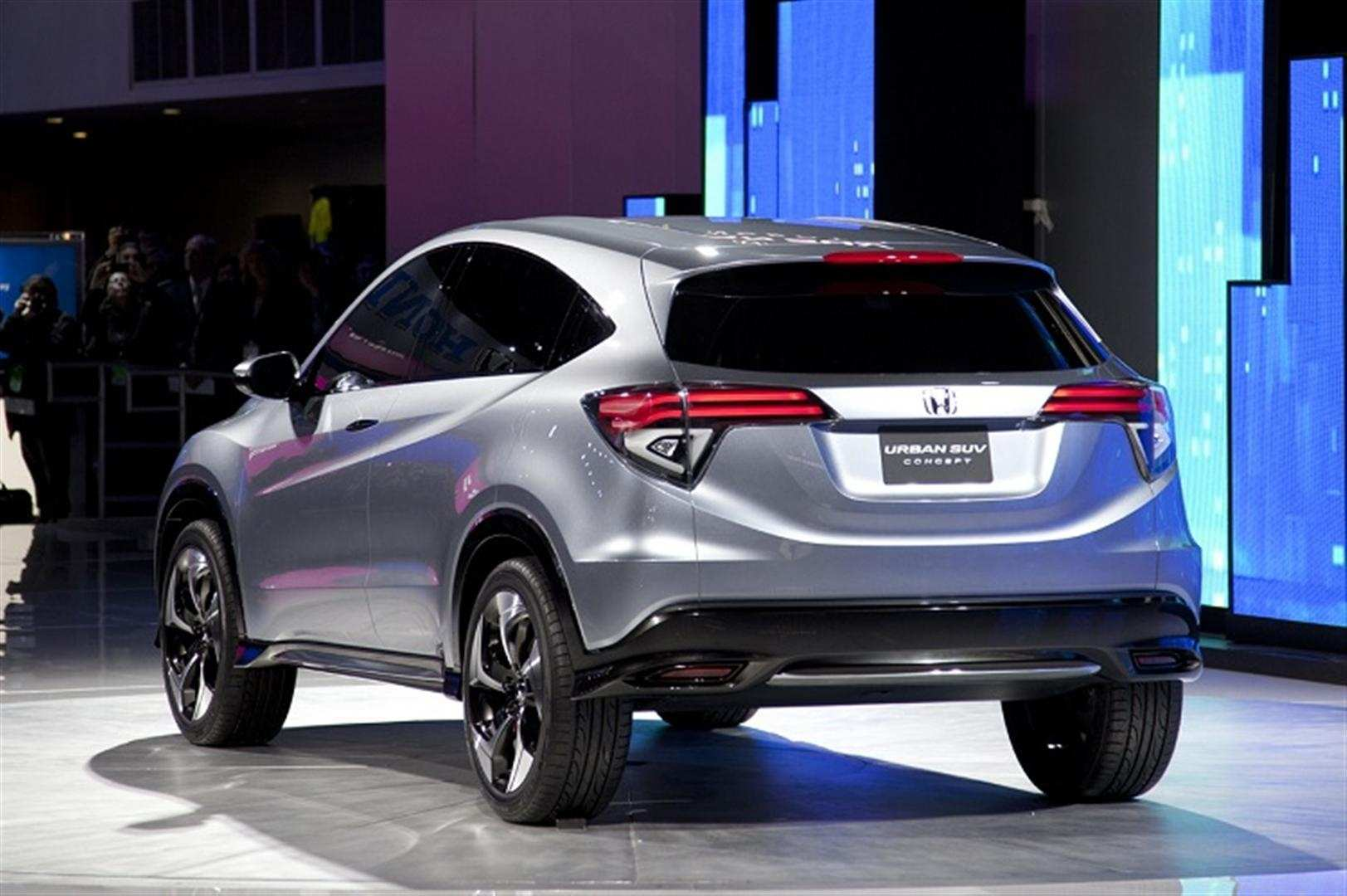 22 Best Review 2019 Honda Hrv Changes Review by 2019 Honda Hrv Changes