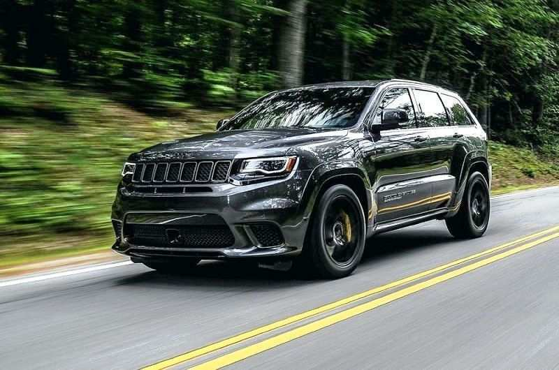 22 Best Review 2020 Jeep Trackhawk Price and Review with 2020 Jeep Trackhawk