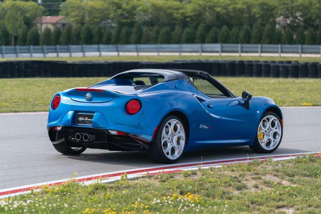 22 Concept of 2019 Alfa Romeo 4C Style by 2019 Alfa Romeo 4C