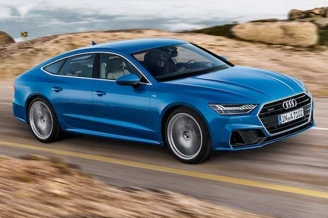 22 Concept of 2019 Audi A7 Review Speed Test with 2019 Audi A7 Review