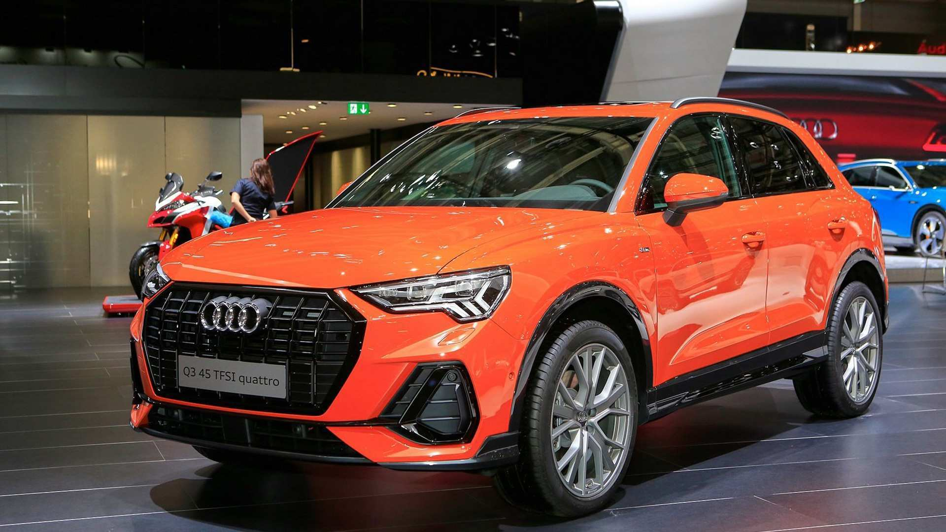 22 Concept of 2019 Audi Q3 Dimensions Exterior and Interior by 2019 Audi Q3 Dimensions