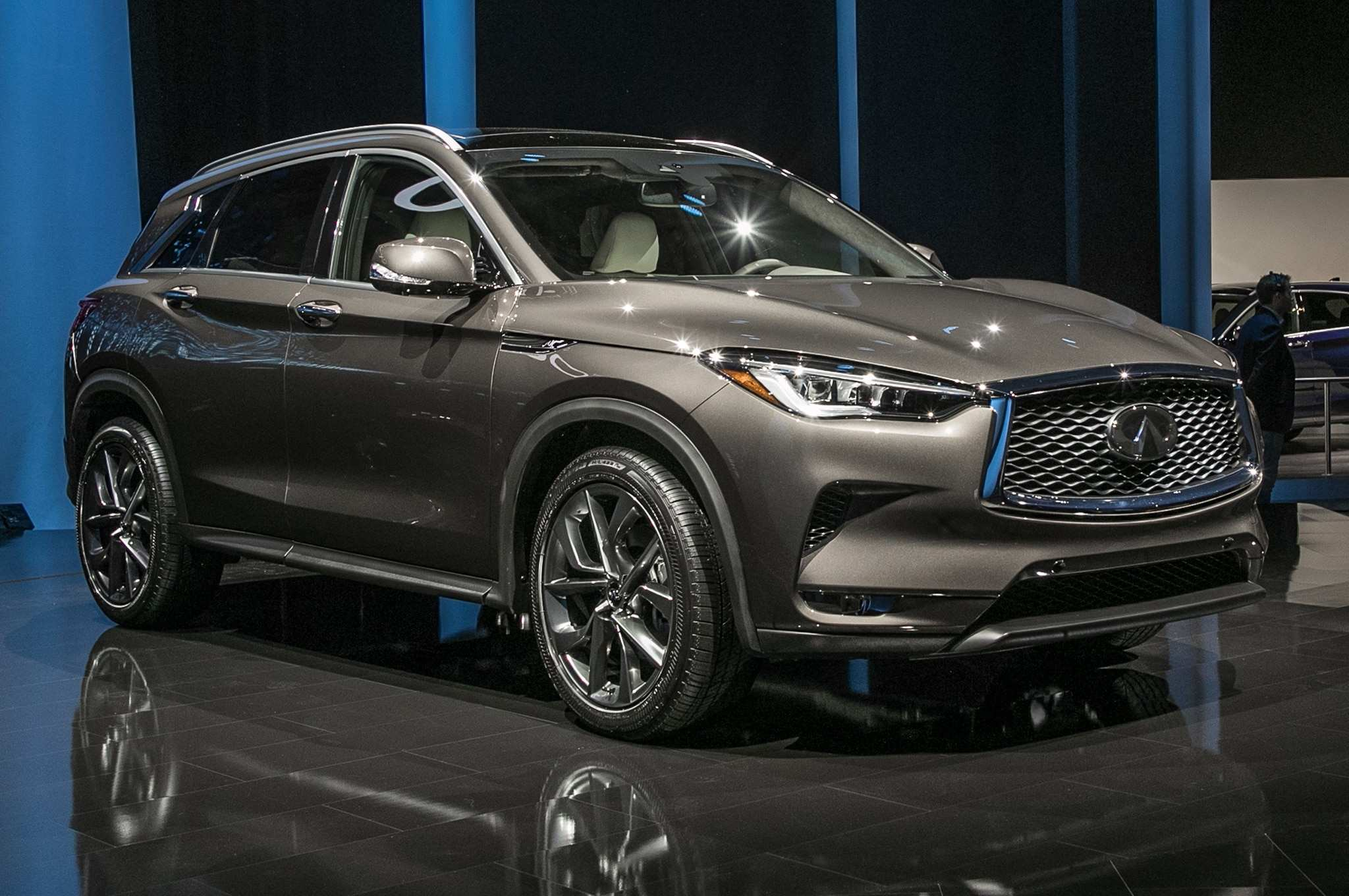 22 Concept of 2019 Infiniti Qx50 Dimensions Speed Test for 2019 Infiniti Qx50 Dimensions