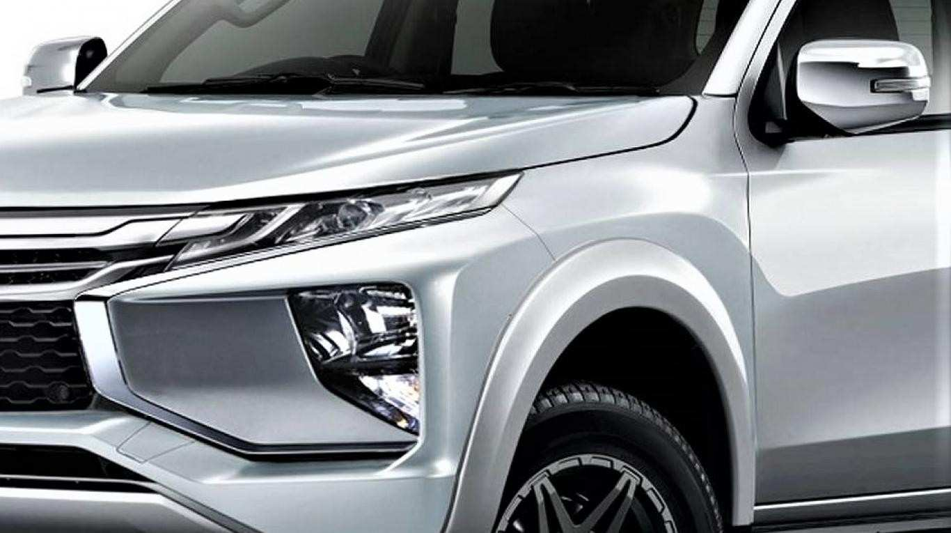 22 Concept of 2019 Mitsubishi Triton Specs Photos by 2019 Mitsubishi Triton Specs