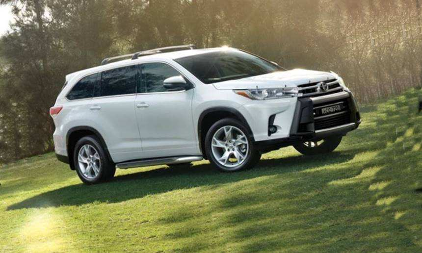 22 Concept of 2019 Toyota Kluger Exterior and Interior with 2019 Toyota Kluger