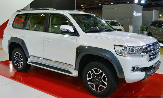 22 Concept of 2019 Toyota Land Cruiser 300 Series Redesign by 2019 Toyota Land Cruiser 300 Series