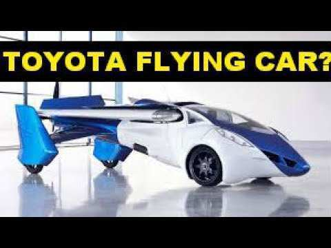 22 Concept of 2020 Toyota Flying Car Reviews for 2020 Toyota Flying Car