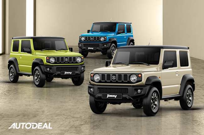 22 Concept of New 2019 Suzuki Jimny Engine with New 2019 Suzuki Jimny