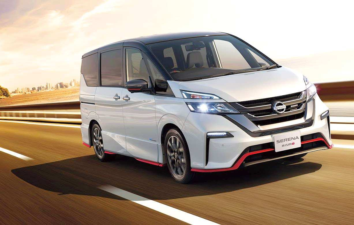 22 Concept of Nissan Serena 2019 Specs and Review for Nissan Serena 2019