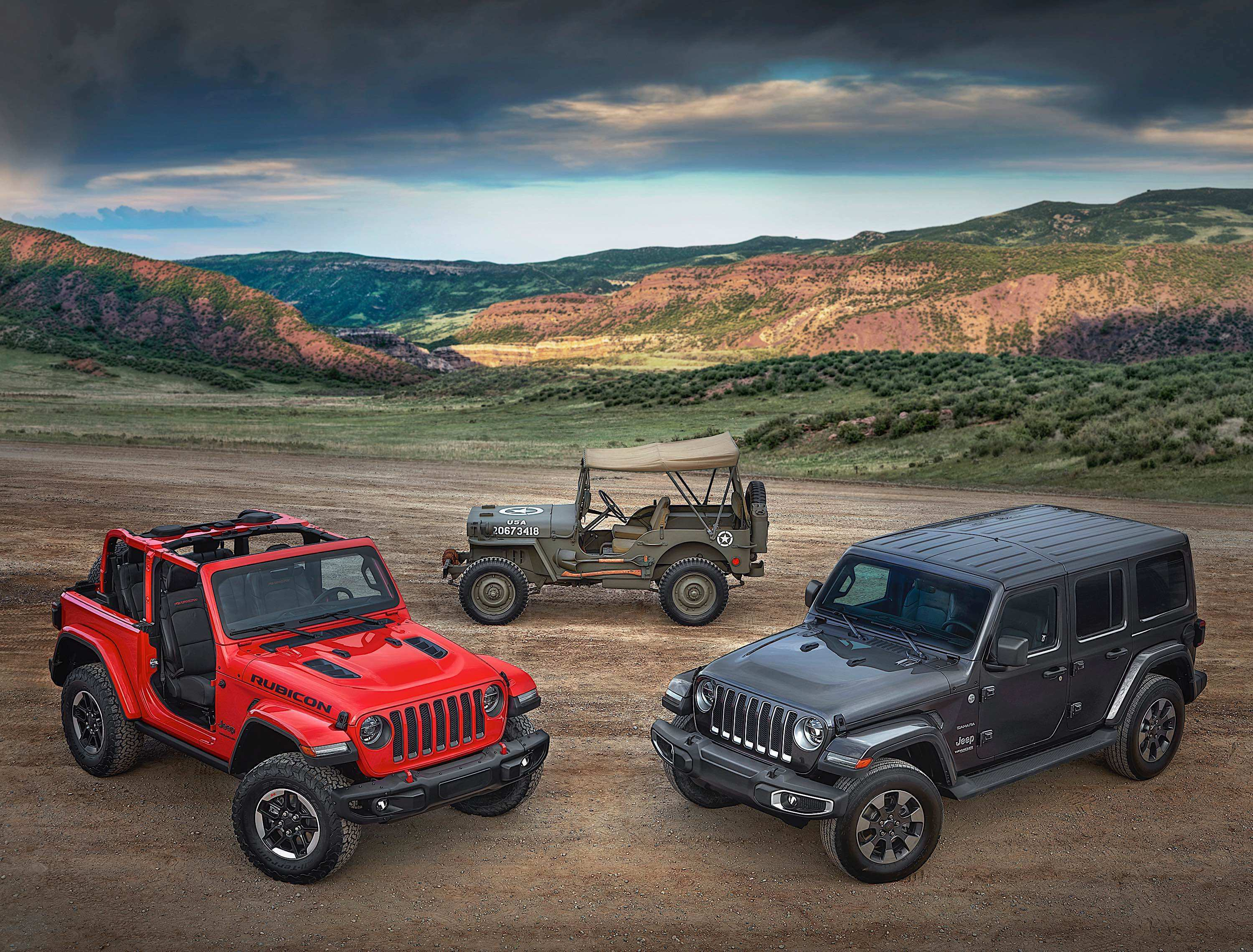 22 Gallery of 2019 Jeep Ecodiesel Exterior and Interior with 2019 Jeep Ecodiesel