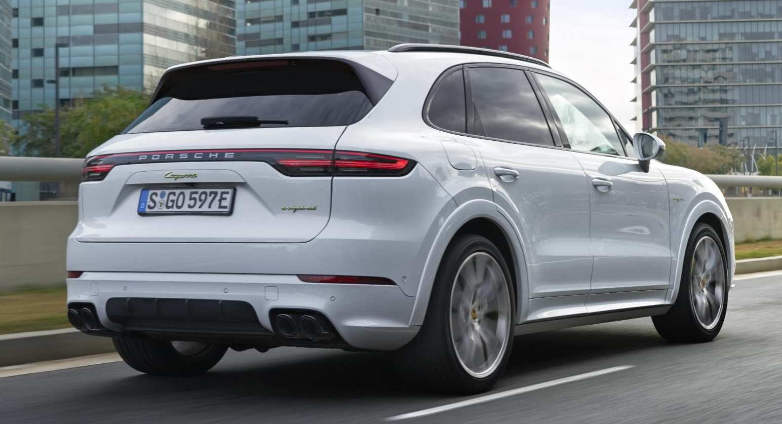 22 Gallery of 2019 Porsche Cayenne Specs Interior with 2019 Porsche Cayenne Specs
