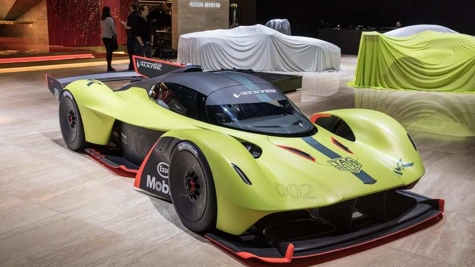 22 Gallery of 2020 Aston Martin Valkyrie Exterior and Interior with 2020 Aston Martin Valkyrie