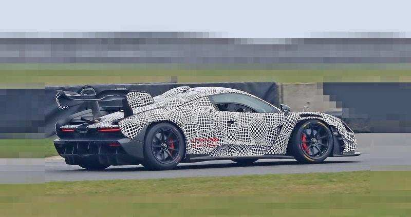 22 Gallery of 2020 Mclaren Spesification with 2020 Mclaren