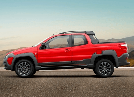 22 Gallery of Fiat Strada 2019 Photos for Fiat Strada 2019