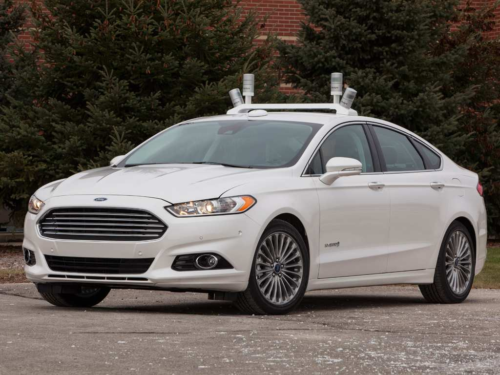 22 Gallery of Ford 2020 Driverless Spy Shoot for Ford 2020 Driverless