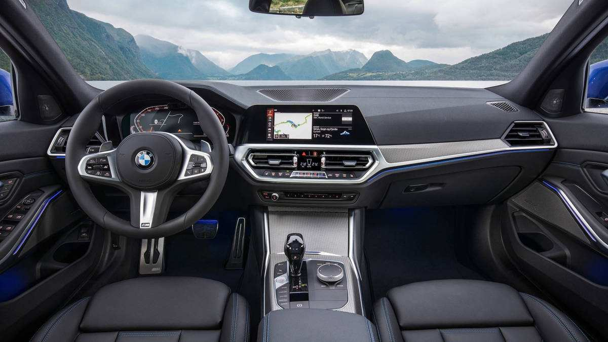 22 Great 2019 Bmw 4 Series Interior Redesign for 2019 Bmw 4 Series Interior