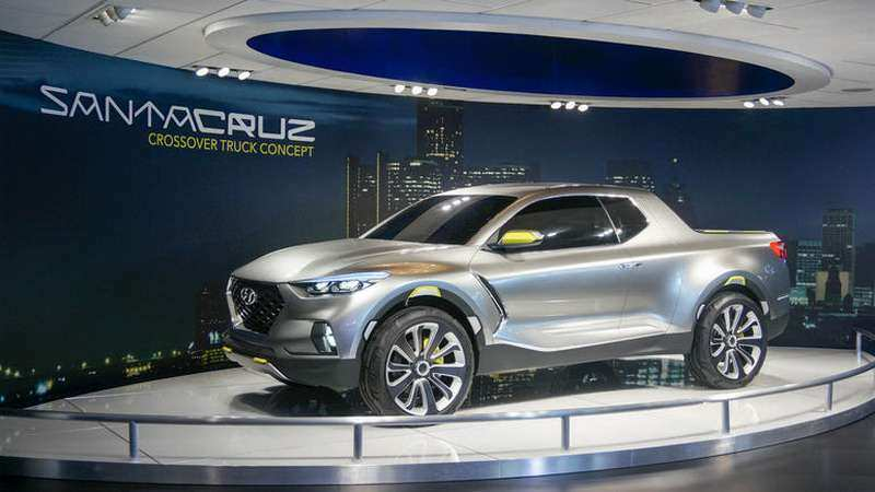 22 Great 2019 Hyundai Pickup Truck New Concept by 2019 Hyundai Pickup Truck