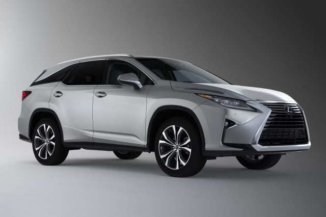 22 Great 2019 Lexus Rx L Style with 2019 Lexus Rx L