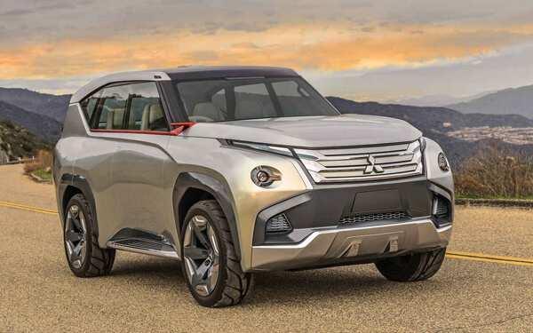 22 Great 2019 Mitsubishi Montero Release Date with 2019 Mitsubishi Montero