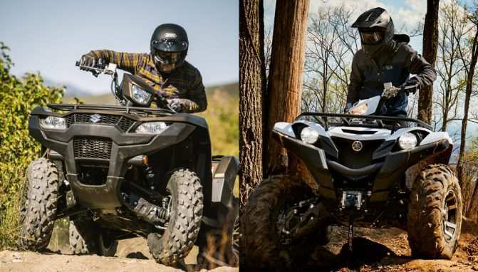 22 Great 2019 Suzuki Atv Concept with 2019 Suzuki Atv