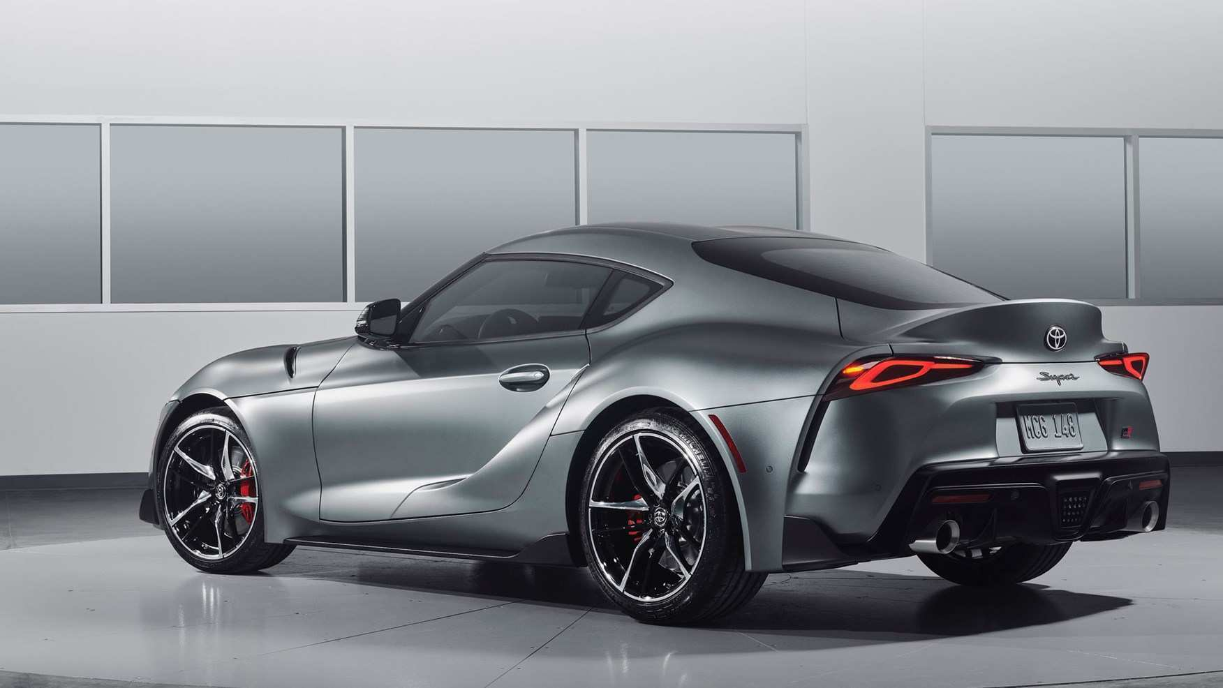22 Great 2019 Toyota Supra Redesign for 2019 Toyota Supra