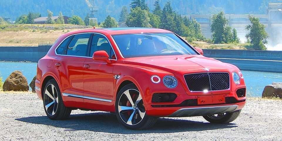 22 New 2019 Bentley Bentayga V8 Price Exterior for 2019 Bentley Bentayga V8 Price