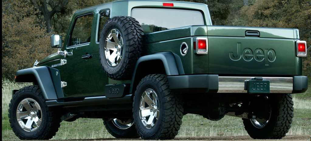 22 New 2019 Jeep Gladiator Price Release Date for 2019 Jeep Gladiator Price