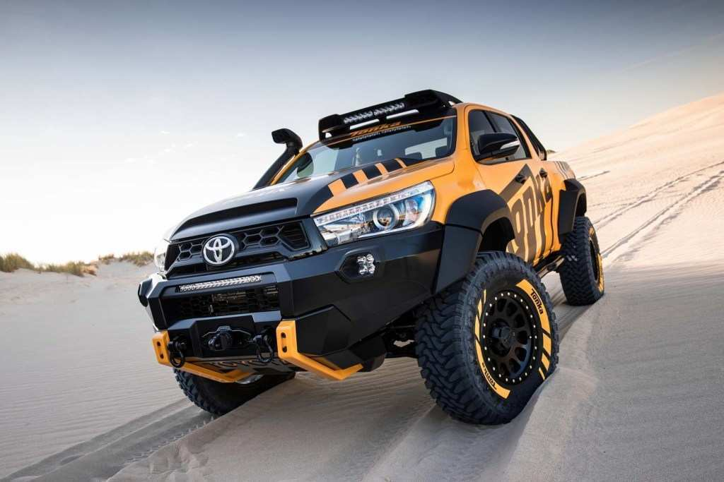 22 New 2019 Toyota Hilux Facelift Prices with 2019 Toyota Hilux Facelift