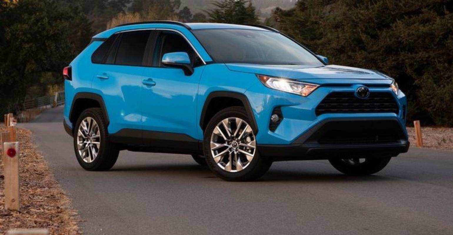 22 New 2019 Toyota Rav4 Hybrid Reviews with 2019 Toyota Rav4 Hybrid