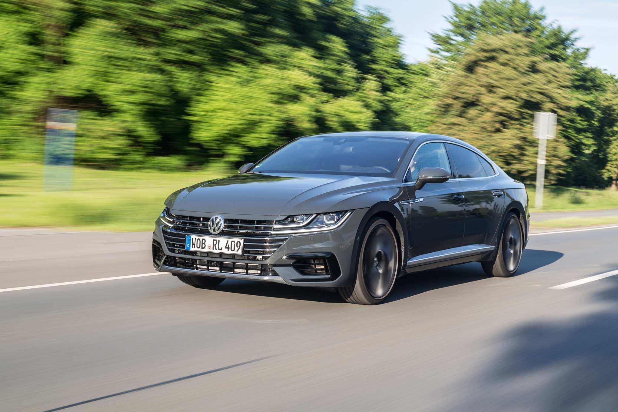 22 New 2019 Volkswagen Arteon Specs Exterior for 2019 Volkswagen Arteon Specs