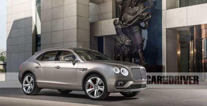 22 New 2020 Bentley Suv History with 2020 Bentley Suv