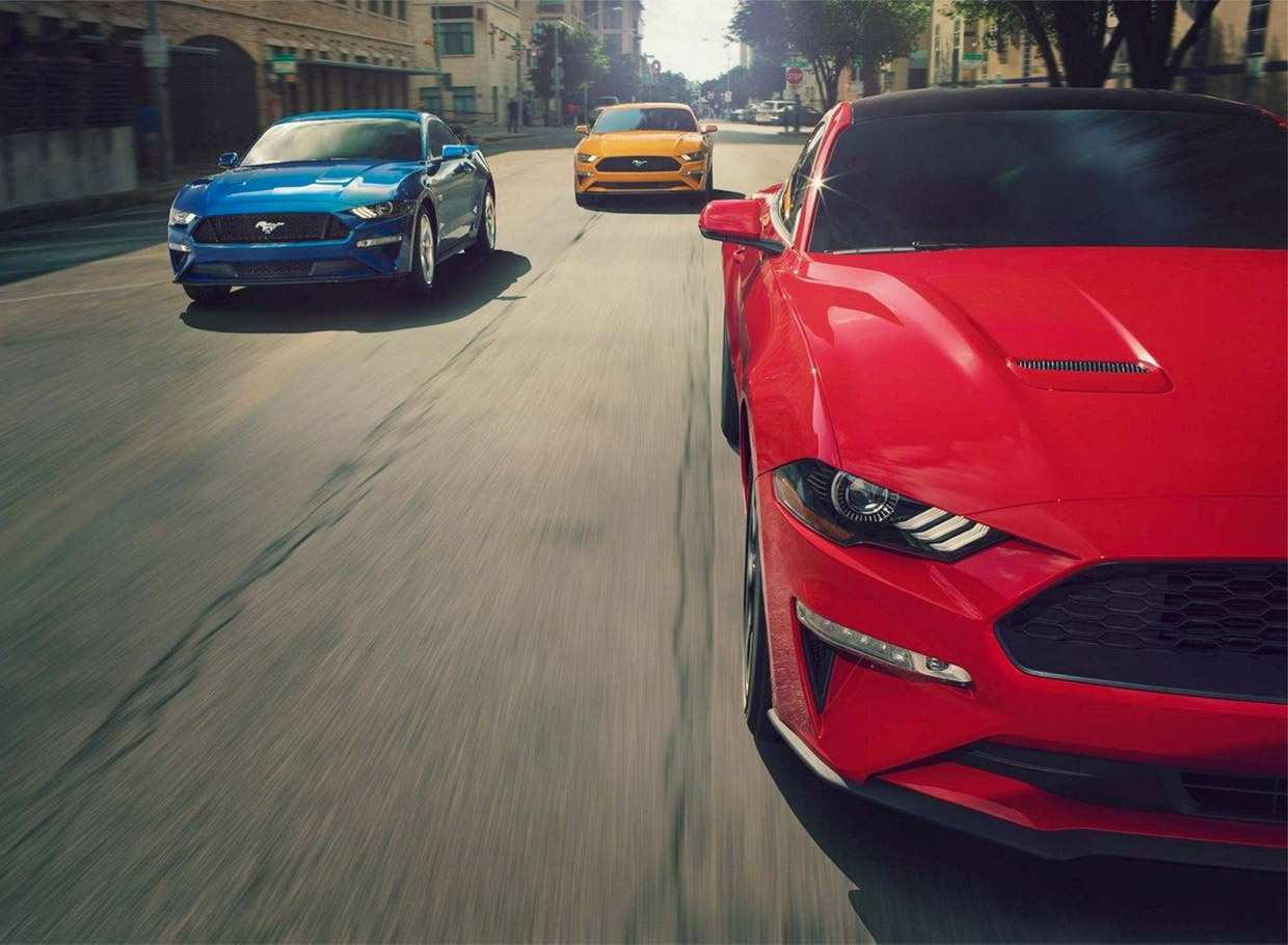 22 New 2020 Ford Mustang Hybrid History for 2020 Ford Mustang Hybrid