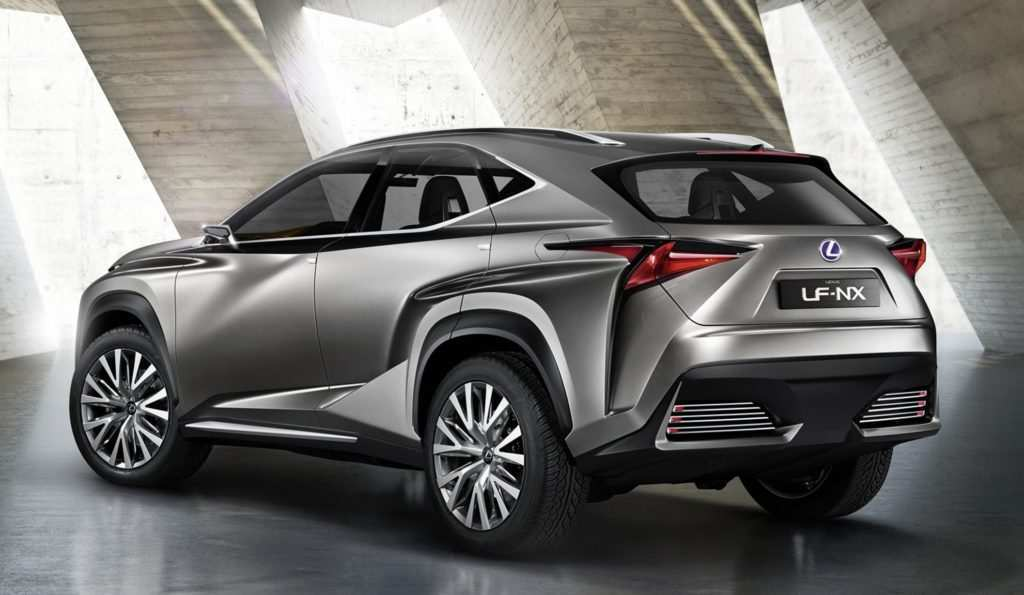 22 New 2020 Lexus Nx200 Ratings by 2020 Lexus Nx200