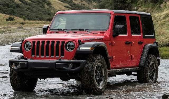 22 New Jeep Wrangler 2020 Pictures for Jeep Wrangler 2020