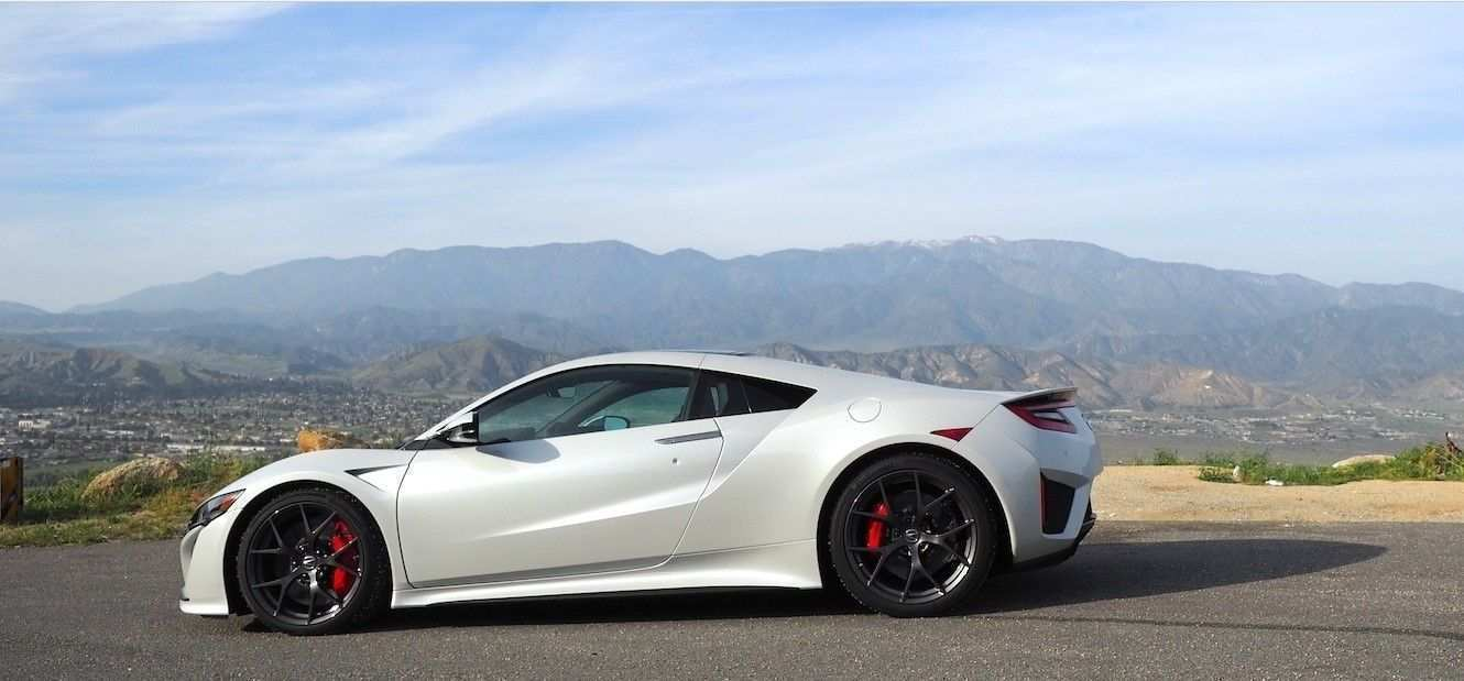 22 The 2019 Acura Nsx Type R Wallpaper with 2019 Acura Nsx Type R
